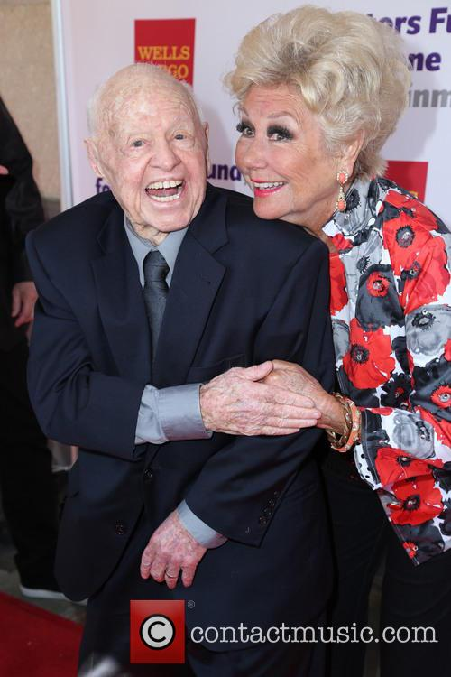 Mickey Rooney and Mitzi Gaynor 2