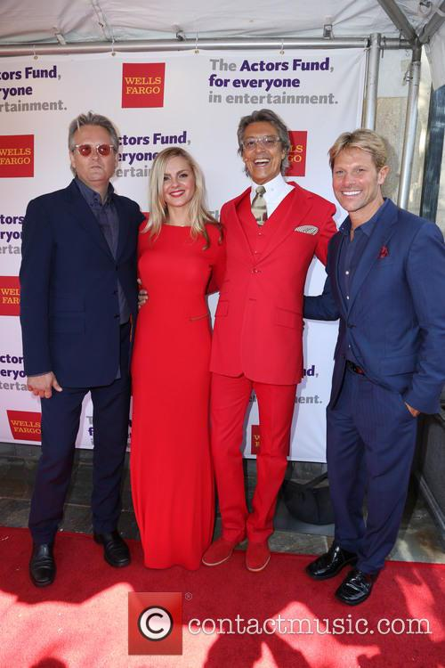 Tommy Tune, Terry Bailey and Elena Vasilenka 2