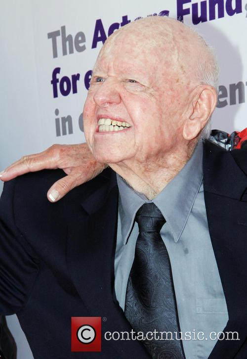 Mickey Rooney, Taglyan Cultural Complex , Tony Awards