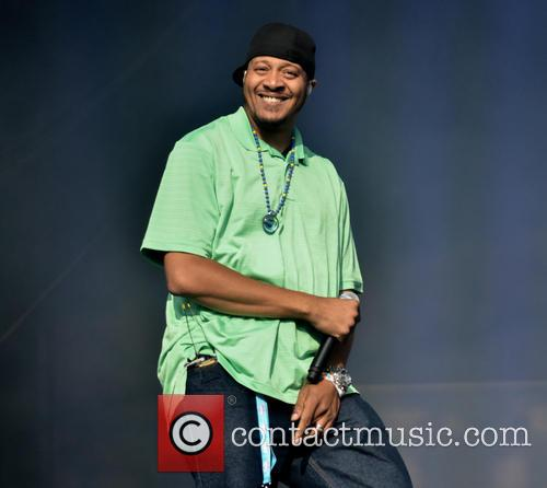 Jurassic 5 performs at the Parklife Festival