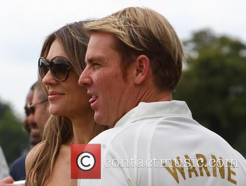 Elizabeth Hurley and Shane Warne 15
