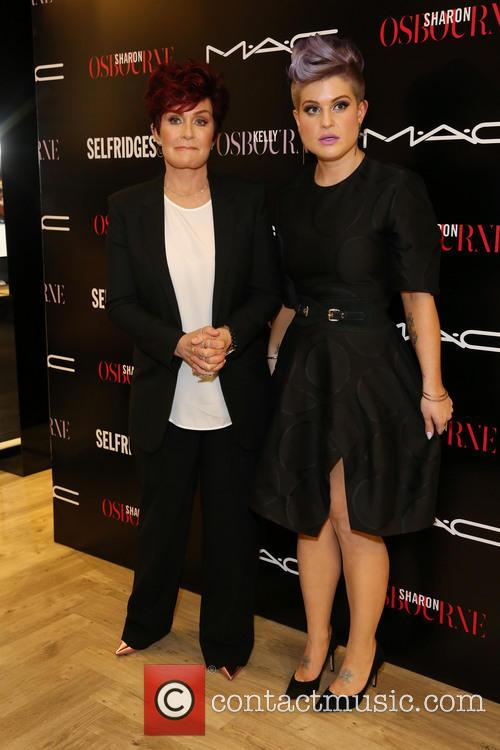 Kelly Osbourne, Sharon Osbourne, Selfridges