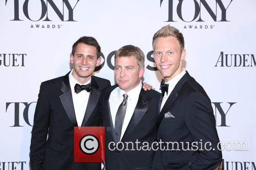 benj pasek peter billingsley justin paul the 67th annual 3712582