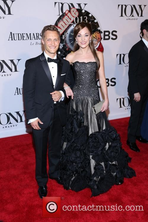 Nathan Johnson and Laura Osnes 6