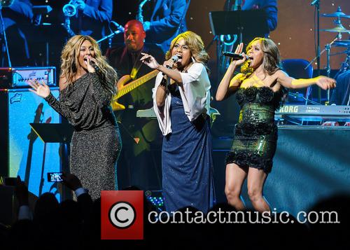 Alexandra Burke, Jennifer Holliday and Deborah Cox 6