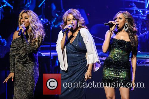 Alexandra Burke, Jennifer Holliday and Deborah Cox 9