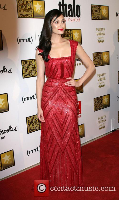 Emmy Rossum 1