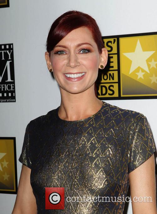 Carrie Preston, Beverly Hilton Hotel