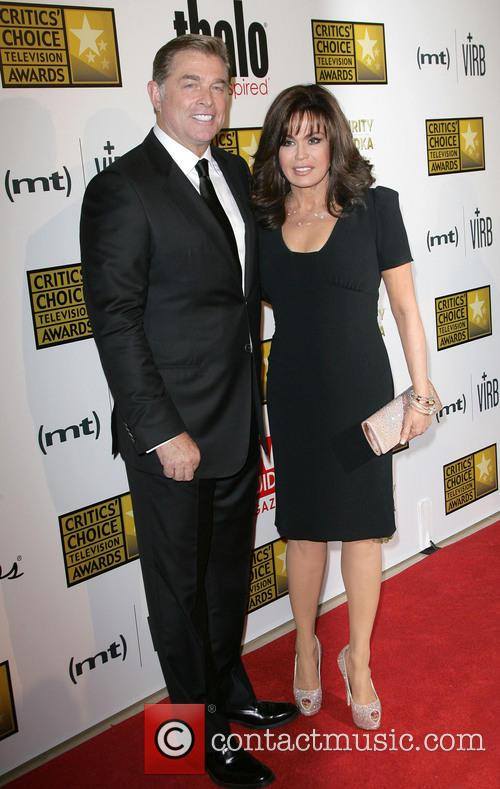 Marie Osmond and Husband Steve Craig 11
