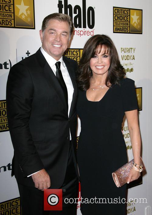 marie osmond husband steve craig critics choice television 3713701