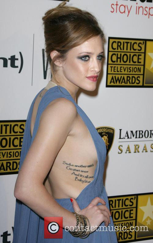 Carly Chaikin 9