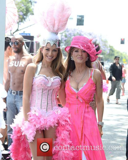 Stassi Schroeder and Lisa Vanderpump