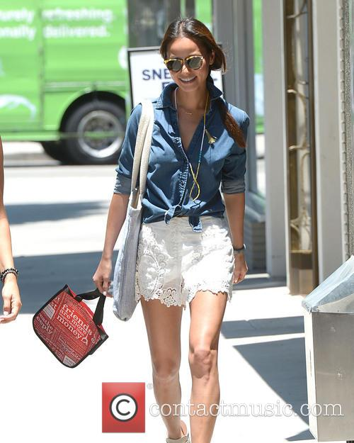 Jamie Chung Shops at LF and All Saints...