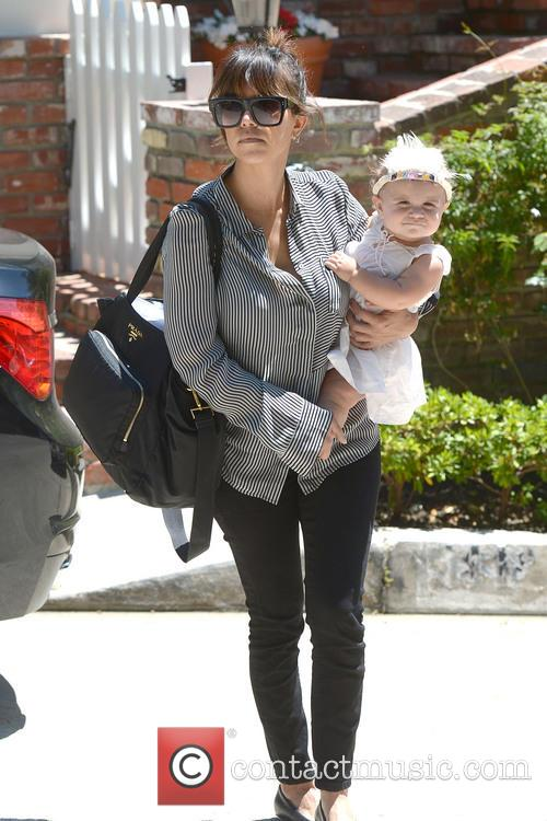 Kourtney Kardashian and Penelope 2