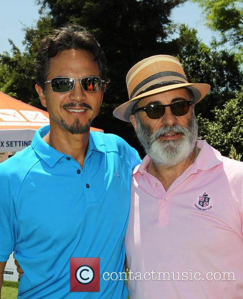 Benjamin Bratt and Andy Garcia 1