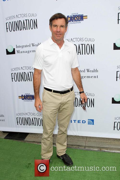 Dennis Quaid,  Lakeside Golf Club, The Screen Actors Guild