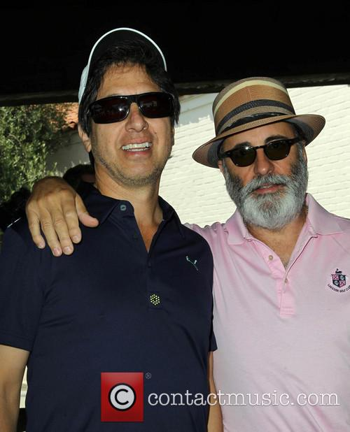 Ray Romano and Andy Garcia 4
