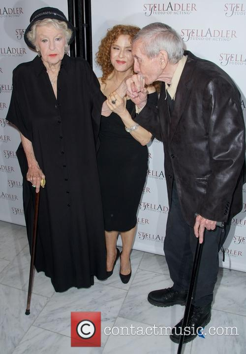 Elaine Stritch and Bernadette Peters 5