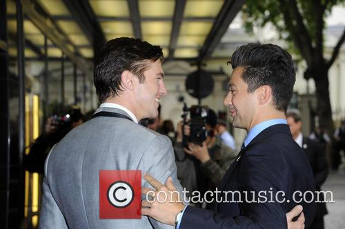 Dan Stevens and Dominic Cooper 4
