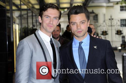 Dan Stevens and Dominic Cooper 1