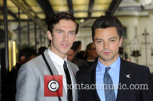 Dan Stevens and Dominic Cooper 7