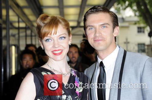 Dan Stevens and Susie Hariet 2