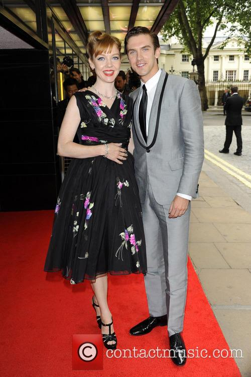 Dan Stevens and Susie Hariet 8