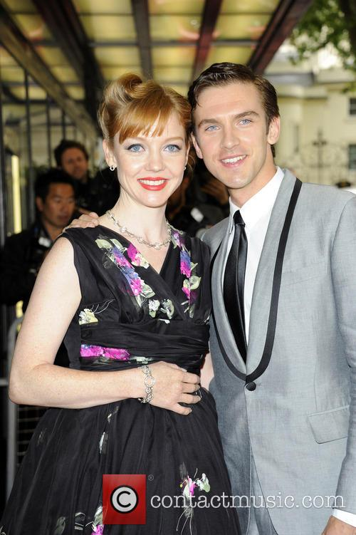 Dan Stevens and Susie Hariet 9
