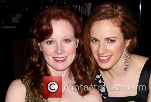 Donna Kane and Teal Wicks