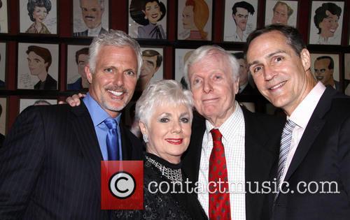 Patrick Cassidy, Shirley Jones, John Mcmartin and Howard Mcgillin 2