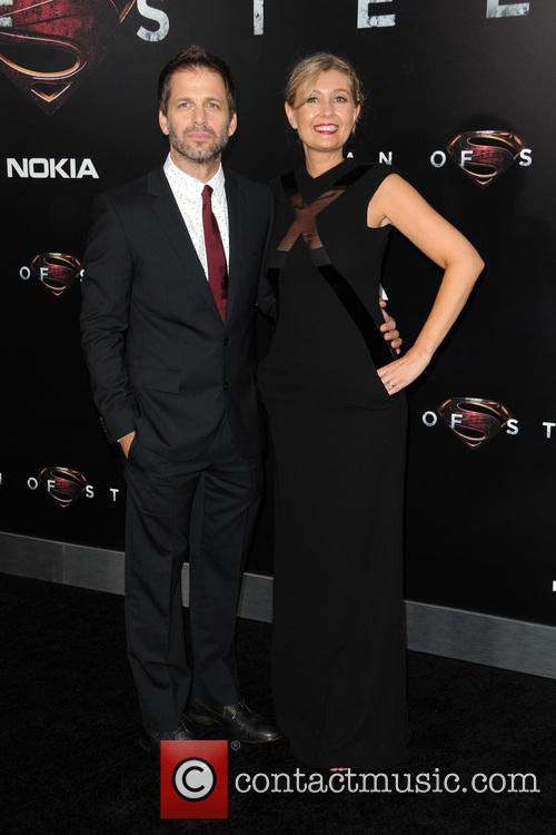 zack snyder deborah snyder man of steel premiere 3713744
