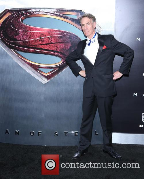 World premiere of 'Man of Steel'
