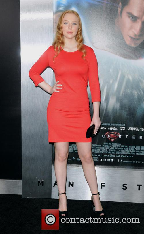 molly quinn world premiere of man of 3714128