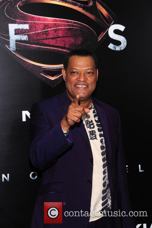 Laurence Fishburne 8