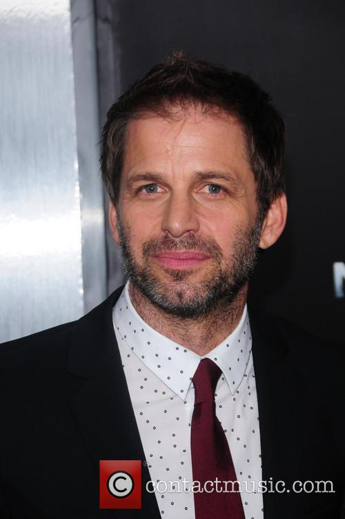 Zack Snyder, Man of Steel Premiere