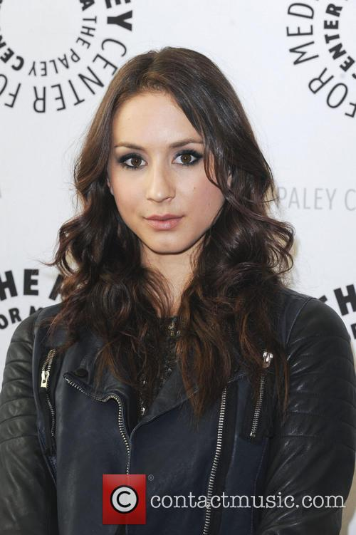Liars and Troian Bellisario 6