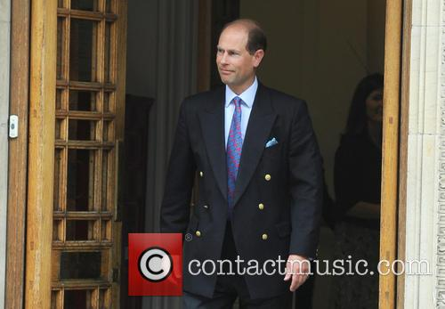 Prince Edward and Earl of Wessex 3