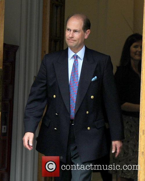 Prince Edward and Earl of Wessex 1