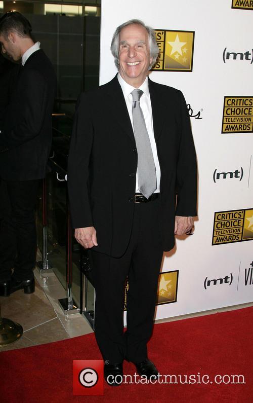 henry winkler critics choice television awards 3715159