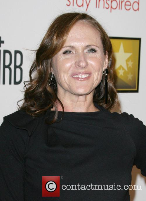 Molly Shannon, Beverly Hilton Hotel
