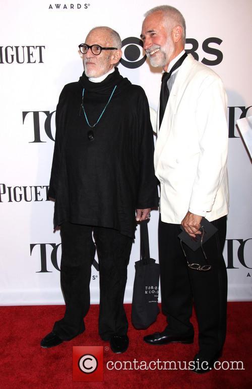 Larry Kramer and David Webster 2