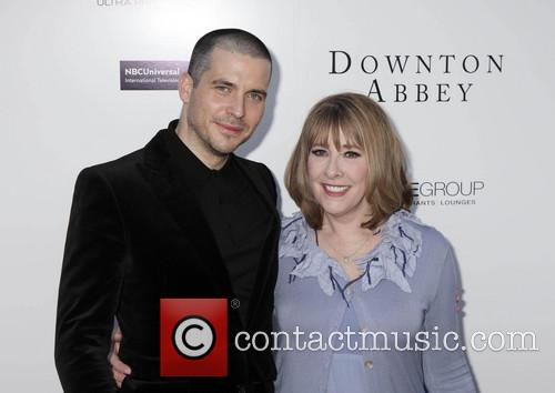 Rob James-collier and Phyllis Logan 3