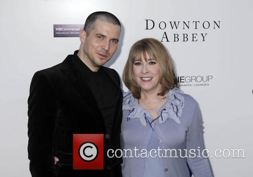 Rob James-collier and Phyllis Logan 5