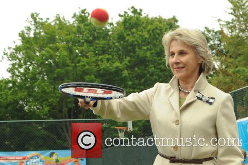 The Duchess of Gloucester visits the Aegon Classic