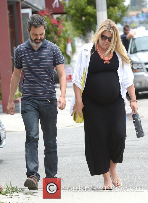 Busy Philipps and Marc Silverstein 8
