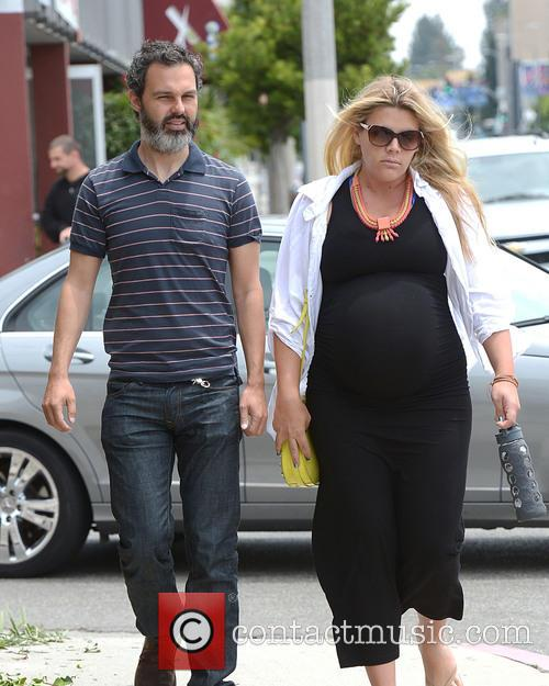 Busy Philipps and Marc Silverstein 11
