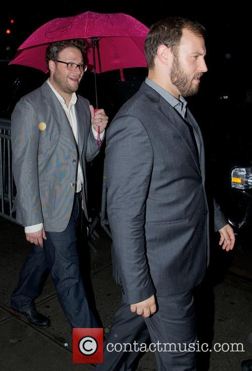 seth rogen celebrities out and about in 3714004