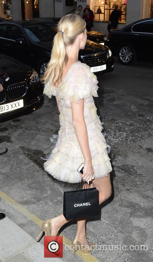 Chanel Store Launch Party