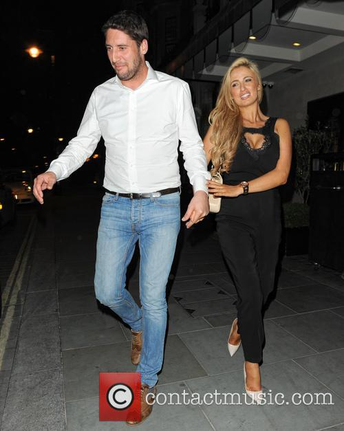 Chantelle Houghton and Nick Hogg 5