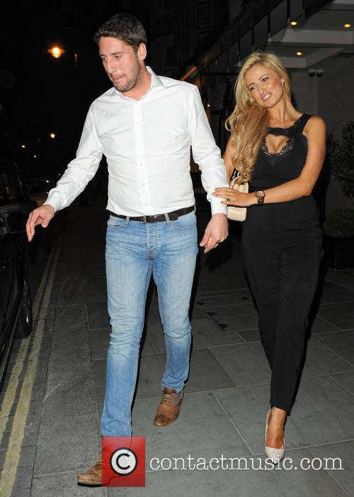 Chantelle Houghton and Nick Hogg 6